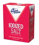 Diamond Crystal Table Iodized Salt - 4 lb.