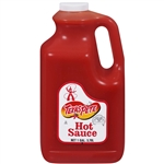 T W Garner Texas Pete Original Hot Sauce - 1 Gal.