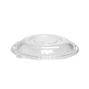 Lid Pet Dome Round Clear Bowl Pack N Serve - 80 Oz.