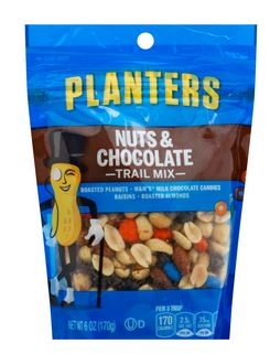 and pouch p planters planter oz trail chocolate mix ounce ebay s case nuts