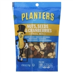 Kraft Nabisco Planters Nut Seeds Cranberry Trail Mix - 6 Oz.