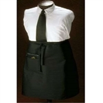 Apron Waist Chef Burgundy 3 Pocket