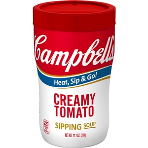 Campbell's At Hand Creamy Tomato Soup 10.75 Oz.