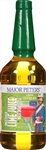 Major Peters Sweetened Lime Juice - 33.8 Oz.