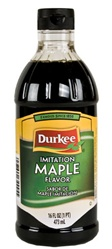 Ach Food Extract Durkee Imitation Maple Flavor 16 oz.