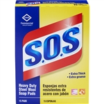 Clorox Commercial Solutions Sos Soap Pads