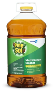 Clorox Commercial Solutions Pine- Sol Cleaner - 144 Oz.