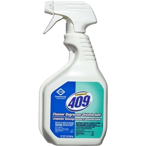 Clorox Degreaser Commercial Solutions 409 Disinfectant Cleaner - 32 Oz.