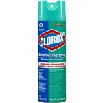 Clorox Commercial Disinfectant Fresh Scent Spray - 19 Oz.