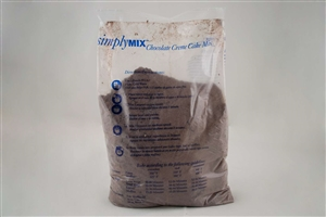 Pillsbury Chocolate Creme Cake Base Mix - 9 lb