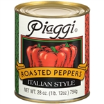 Moody Dunbar Piaggi Roast Red Bell Pepper Piece - 28 Oz.
