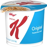 Kelloggs Special K Cereal In a Cup Convenience Pack - 1.25 Oz.