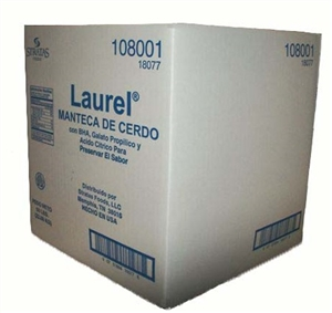 Laurel Lard Shortening - 50 Lb.