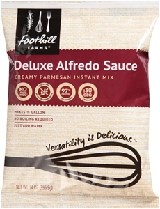 Precision Foods Tuf Deluxe Alfredo Sauce Mix - 14 Oz.