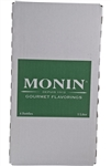 Monin Red Passion Flavor Syrup - 1 Liter