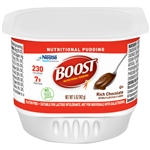 Nestle Healthcare Boost Pudding Chocolate - 5 Oz.