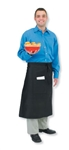 BVT-Chef Revival Black Bistro 2 Pocket Apron