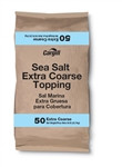 Cargill Sea Salt Extra Coarse Topping - 50 lb.