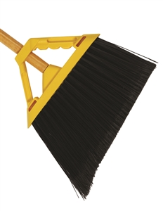 Glit Disco Angle Heavy Duty Huskee Sweep Broom