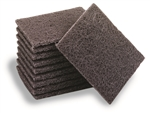 Glit Disco Griddle Pad Brown