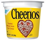 General Mills Cheerios Cereal In a Cup - 1.3 Oz.