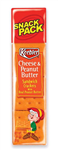 Kelloggs Cheese and Peanut Butter Cracker