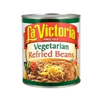 Megamex La Victoria Vegetarian Refried Bean - 2 Oz.