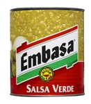 Megamex Embasa Salsa Verde Medium