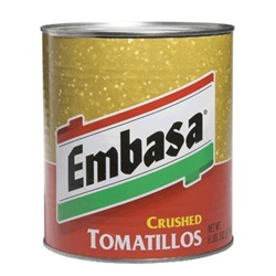 Megamex Embasa Crushed Tomatillos - 2 Oz.