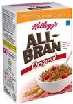 Kelloggs All Bran Original Cereal - 1.76 Oz.