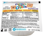 General Mills Reduced Sugar Cinnamon Toast Crunch Cereal - 1 Oz.