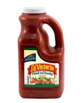 La Victoria Thick and Chunky Salsa Mild Retail - 67 Oz.