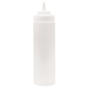 Wide Mouth Wide Tip Squeeze Dispenser - 24 Oz.