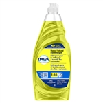 Procter and Gamble Dawn Manual Pot and Pan Detergent Lemon Scent 38 Oz.