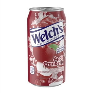 Welchs Apple Cranberry Drink - 11.5 Fl. Oz.