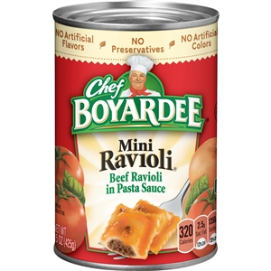 Chef Boyardee Mini Ravioli - 15 Oz.
