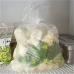 Handgards Freezer Storage Bag Clear - 12 in. x 18 in.