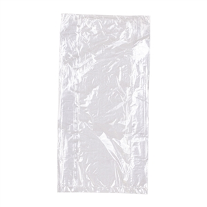 TuffGards Low Density Disposable Food Storage Bags Clear - 8 in. x 3 in. x 15 in.
