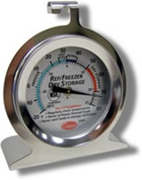 Cooper Atking Refrigerator Freezer Thermometer