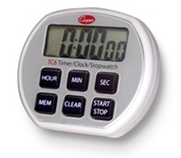 Cooper Atking Clock With Stopwatch 24 Hour Timer