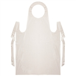 Handgards Apron Clear - 28 in. x 46 in.