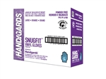 Handgards Large Vinyl Powder Free Disposable Glove Clear