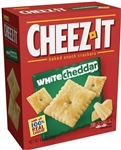 Kelloggs Cheez It White Cheddar Cracker - 4.5 Oz.