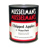 Knouse Foods Musselmans Deluxe Chipped Apple - 104 Oz.