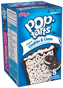 Kelloggs Pop Tart N Cream Cookie - 14.1 Oz.