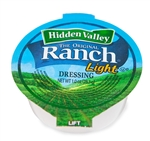 Hidden Valley Portion Cup Dressing Original Ranch Light - 1 Oz.