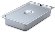 Vollrath Full Size Slotted Fits Cover - 20 in.
