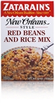 Zatarains Red Beans and Rice Mix - 30 Oz.