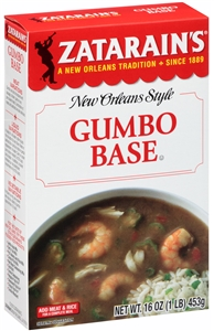 Zatarains Gumbo Base - 1 Lb.