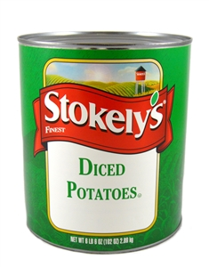 Seneca Stokely Diced Potato